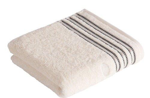 Vossen Cult de Luxe Badewäsche White