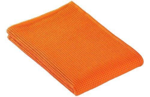 Vossen Saunatuch Rom Pique 80x220 Orange