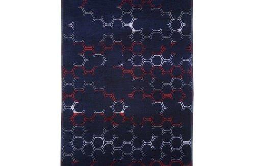 Arkhipelagos Hexa Strandtuch (100x180cm) Blue