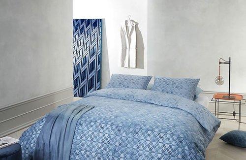 Kardol Affection Lits-jumeaux (240x200/220cm + 2 slopen) Blauw