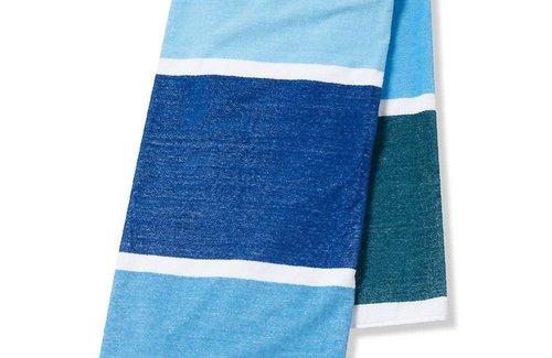 Vandyck Orlando Vintage Blue Strandlaken
