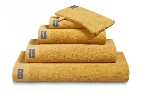 Vandyck Home Uni Honey Gold Badewäsche