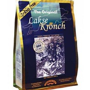 """Henne Kronch Henne Kronch """"Original"""" Zalmsnacks voor honden 100% zalm"""