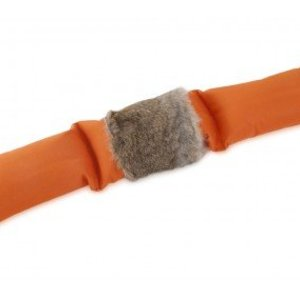 Firedog Firedog 3-part dummy met vacht konijn