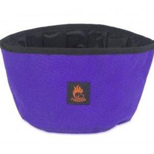 Firedog Firedog Travel Bowl 2L - Solid Kleuren