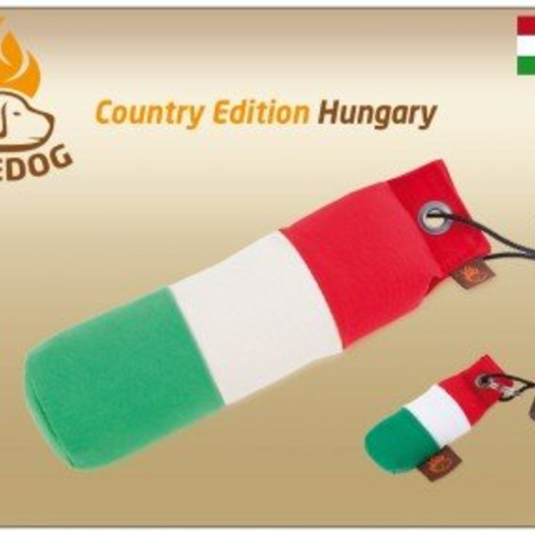 Firedog Canvas Dummy 500 gr. - Country Edition