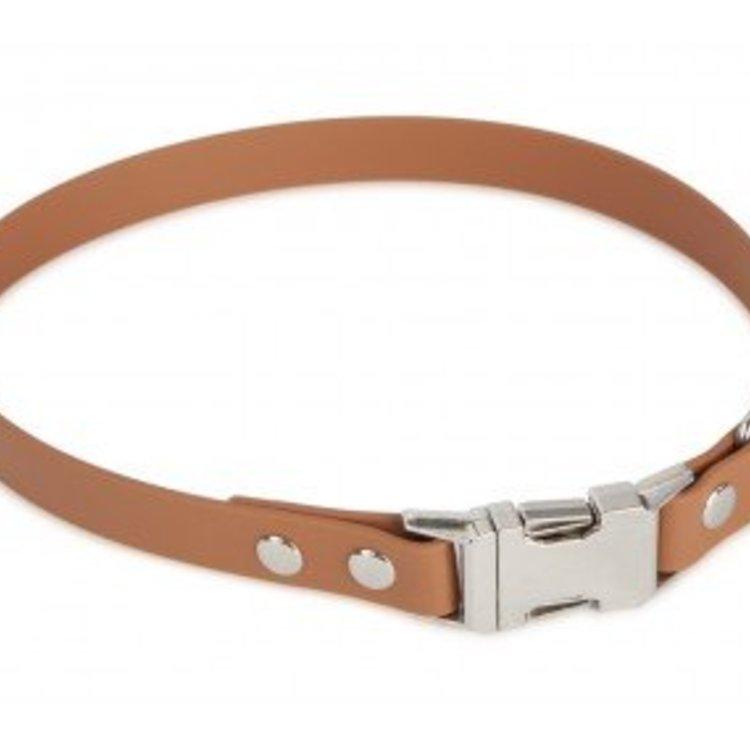 Firedog Firedog BioThane Collar Clip 19 mm - 43 - 46 cm