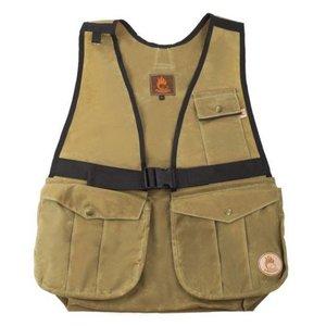 Firedog Firedog Dummy Vest Waxed Cotton