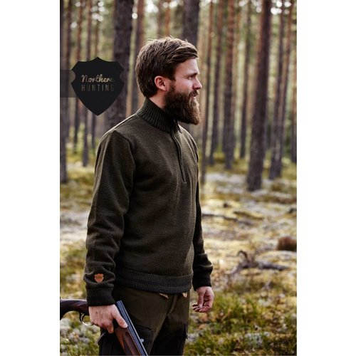 Northern Hunting Northern Hunting Nord Windstopper Trui