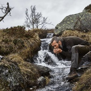Northern Hunting Northern Hunting Thorlak cloud fleece trui