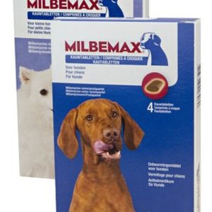 Milbemax Milbemax Chewy 5-75 kg