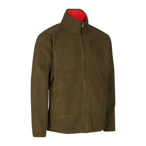 Deerhunter Deerhunter Gamekeeper Reversible Fleece Jacket