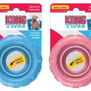 Kong Hondenspeelgoed Kong Puppy Traxx