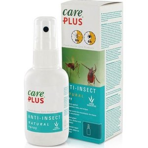 Care Plus CarePlus Anti-Insect Natural Spray, meerdere maten