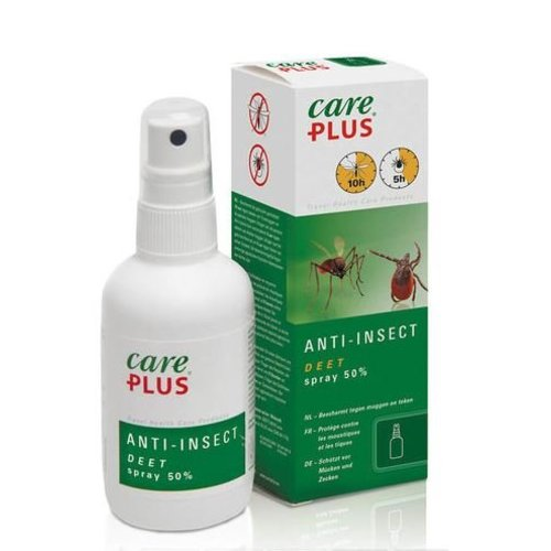 Care Plus CarePlus Anti-Insect 50% Deet Spray