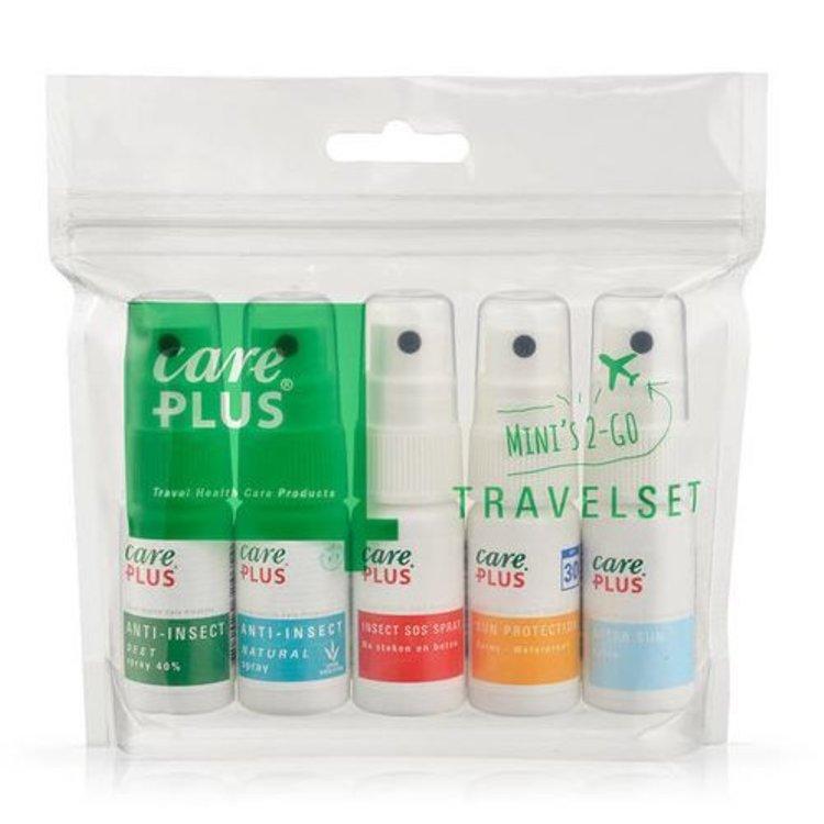 Care Plus CarePlus Travelset Mini Spray - 15 ml
