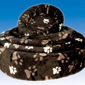 Bontmand Zwart met potjes  - meerdere maten