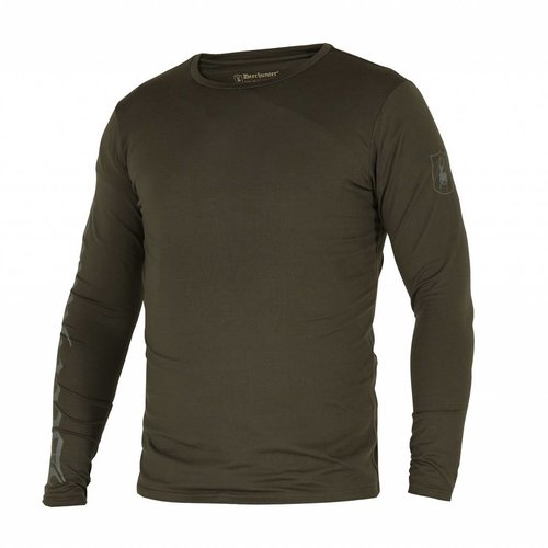 Deerhunter Deerhunter Greystone T-shirt Long Sleeve - unisex
