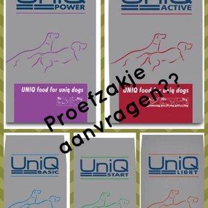 Uniq  UniQ Proefverpakking