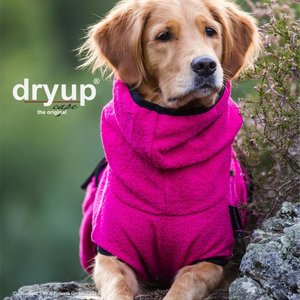 Action Factory Dry Up Cape - Pink