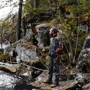 Northern Hunting Northern Hunting Skjold Aki Jas Groen Camo