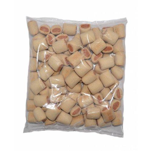 PJH PJH Mergkoekjes Zalm - 500 gram