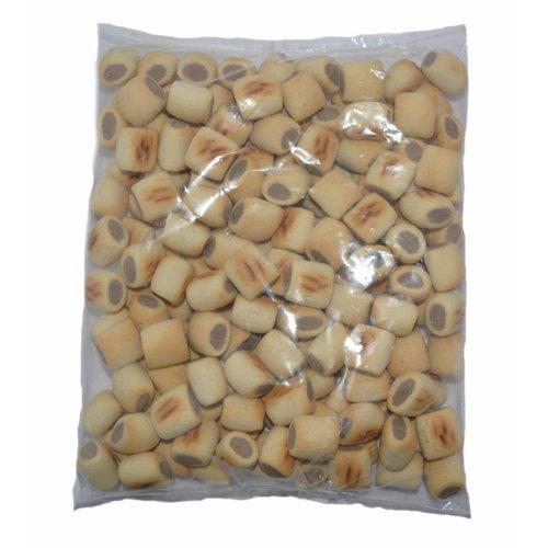 PJH PJH Mini Mergkoekjes - 500 gram