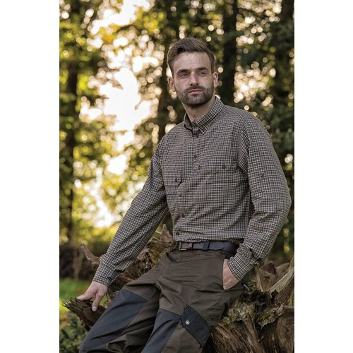 Deerhunter Deerhunter Tucker Bamboo Shirt L/S - 8826