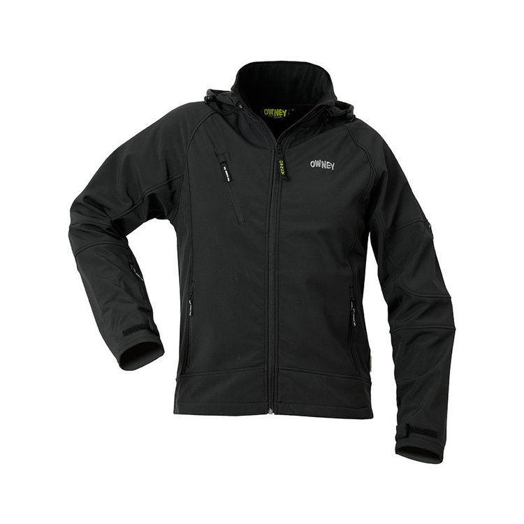 Owney Owney Fjord SoftShell Jas