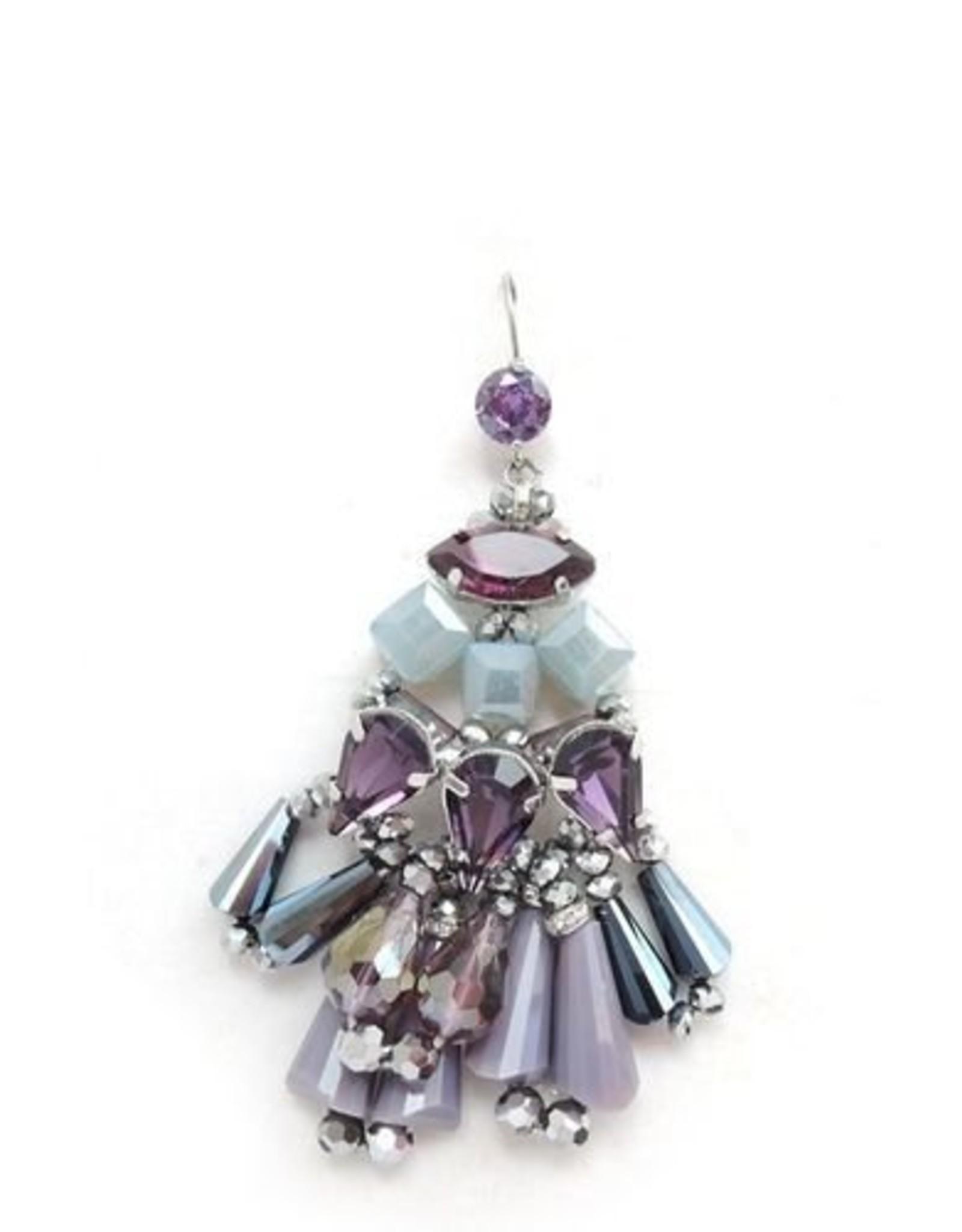 Bruma/Vanity Crystal drop earrings