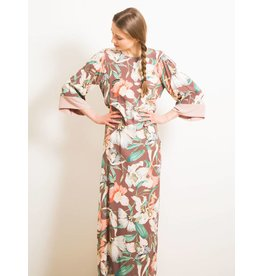 Imperial/Dixie Floral printed long dress