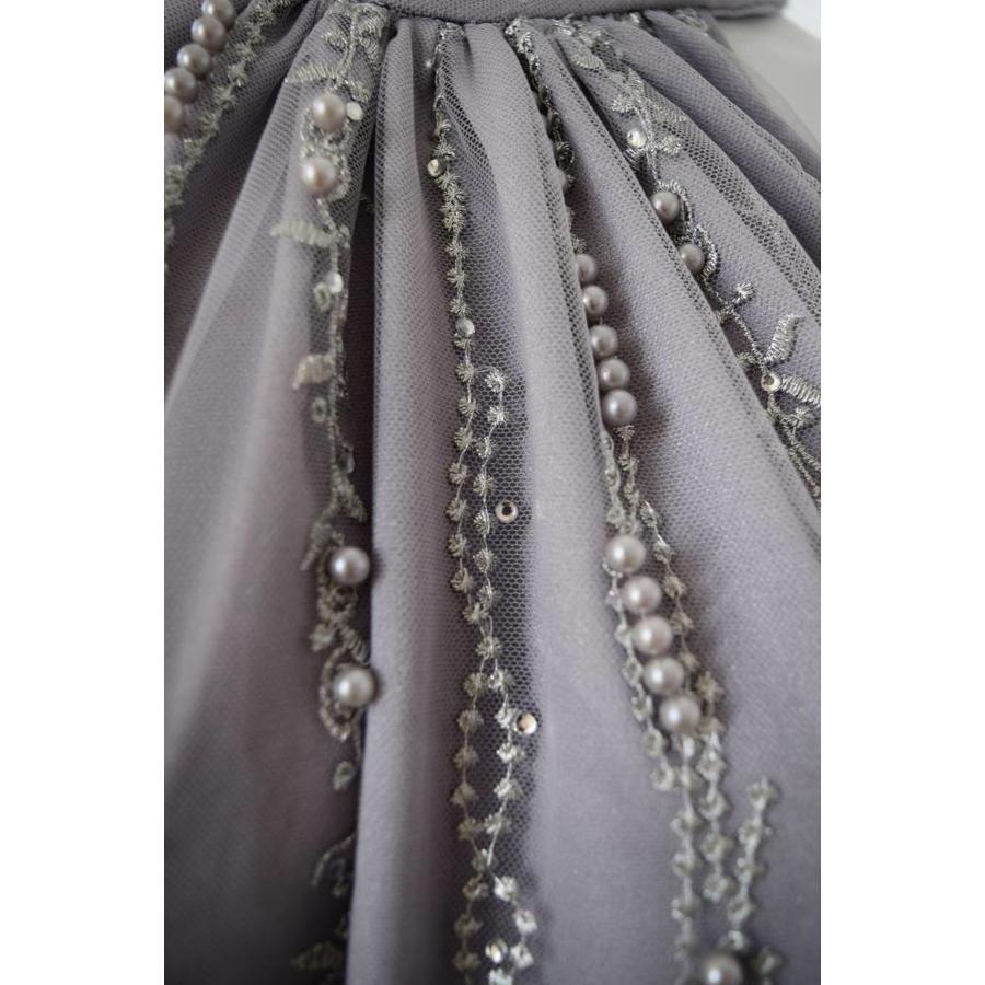 Lace halter short dress