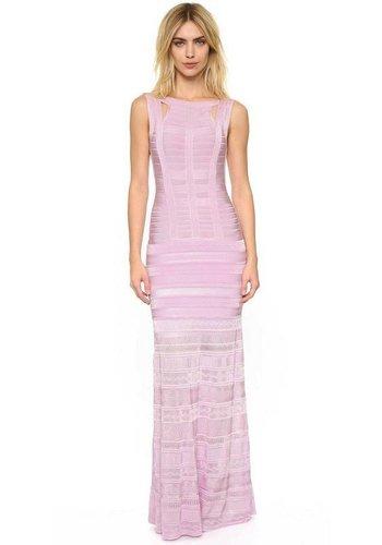 Love Shop Pray Knitted bandage dress