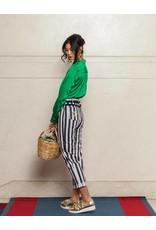 Que Guapa Vertical striped trouser