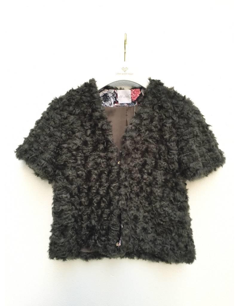 Motel By Kosmika Fur jacket