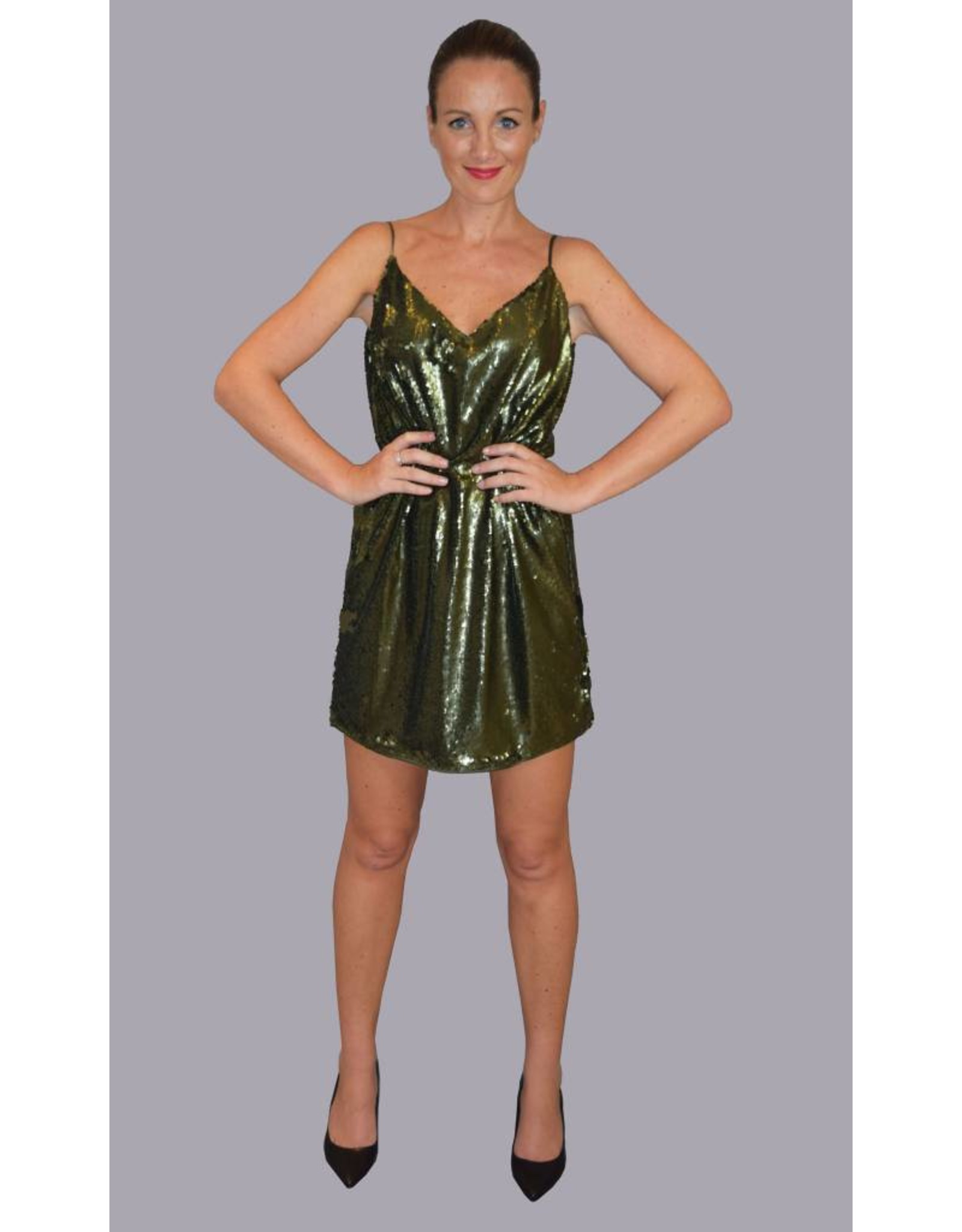 Motel By Kosmika Finn sequin dress