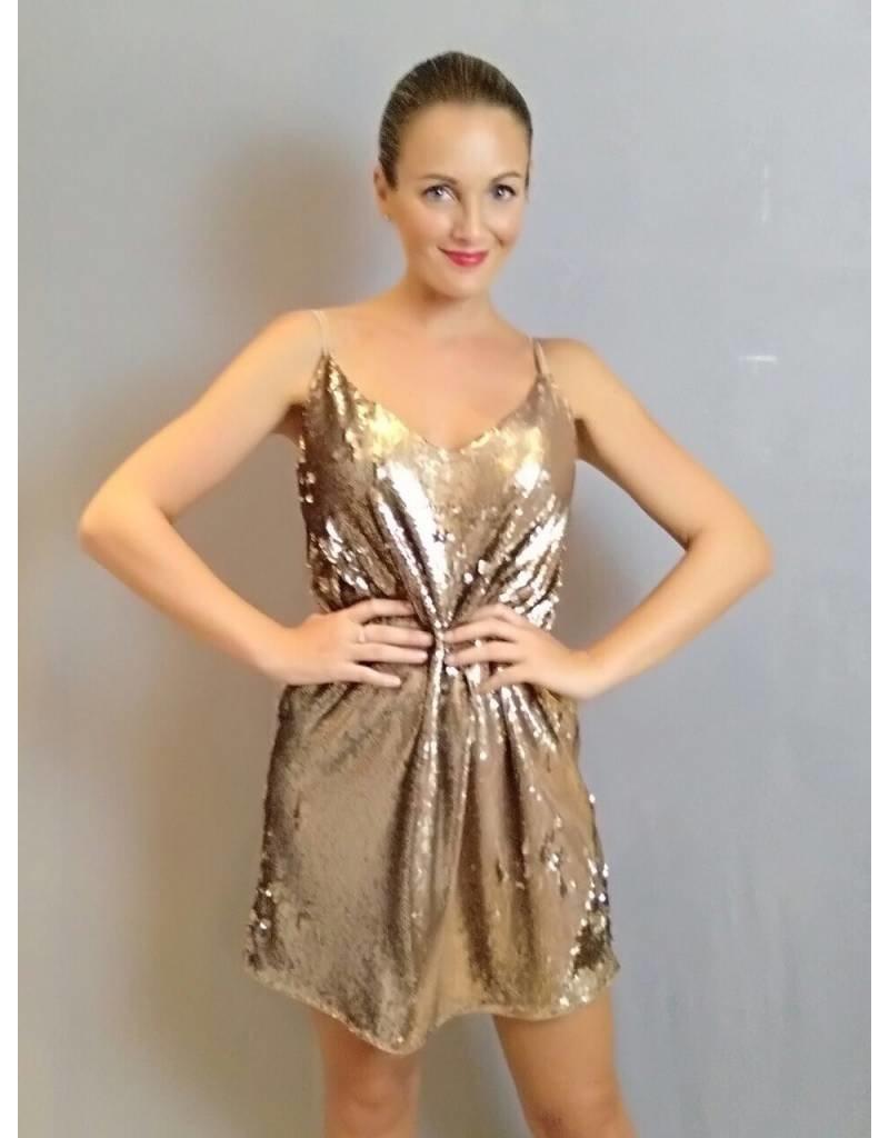 Motel By Kosmika Finn sequin dress