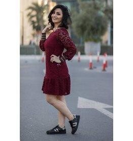 Motel By Kosmika Lace dress