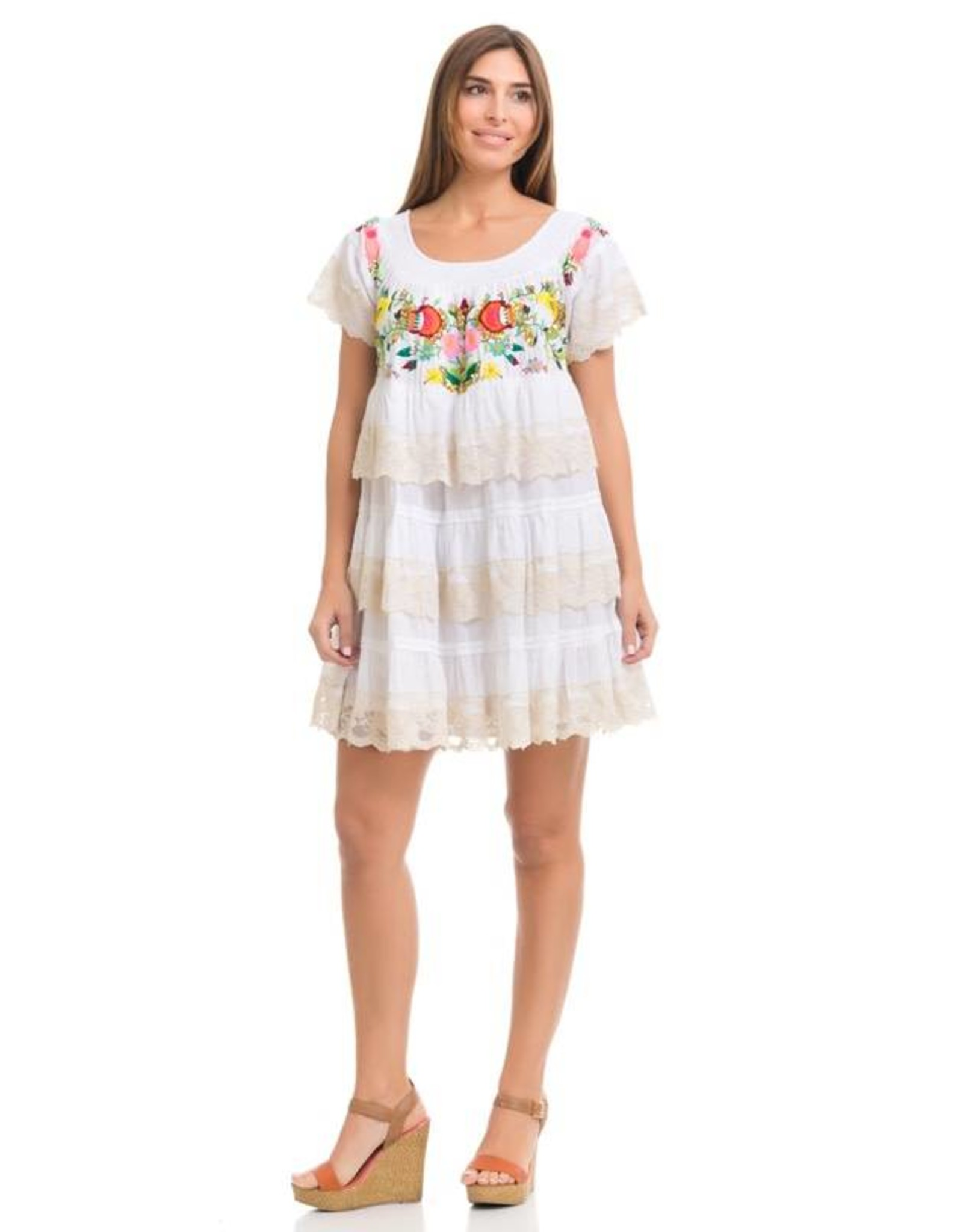 Peace & Love Love liso dress