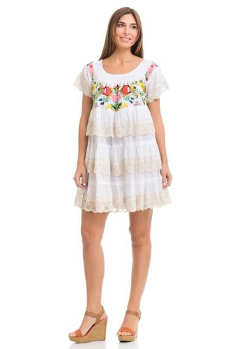 Peace & Love Love liso dress