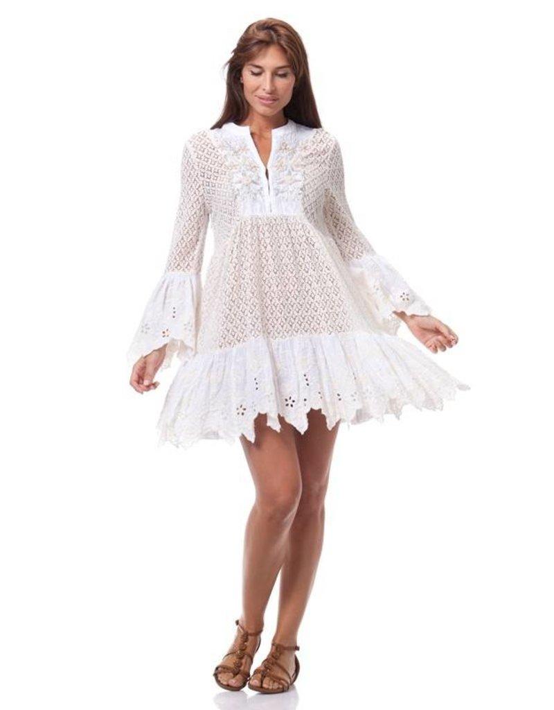 Peace & Love Love lace dress