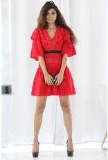 Love Shop Pray Lace Dress