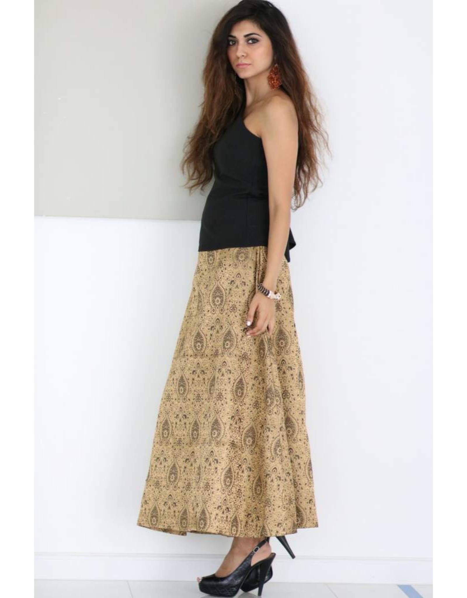 Preeti Chandra Long Skirt