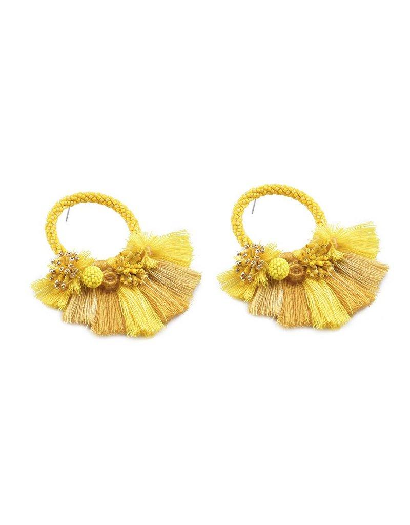 Mishky Cartagena earrings