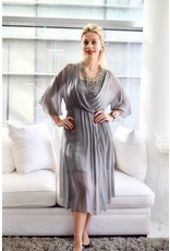 Motel By Kosmika Silk dress