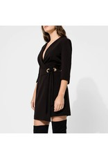 Access Abee Fashion Wrap dress with front bow