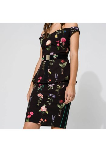 Access Abee Fashion Floral midi skirt