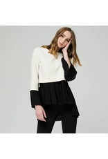 Access Abee Fashion Top with pleated blouse