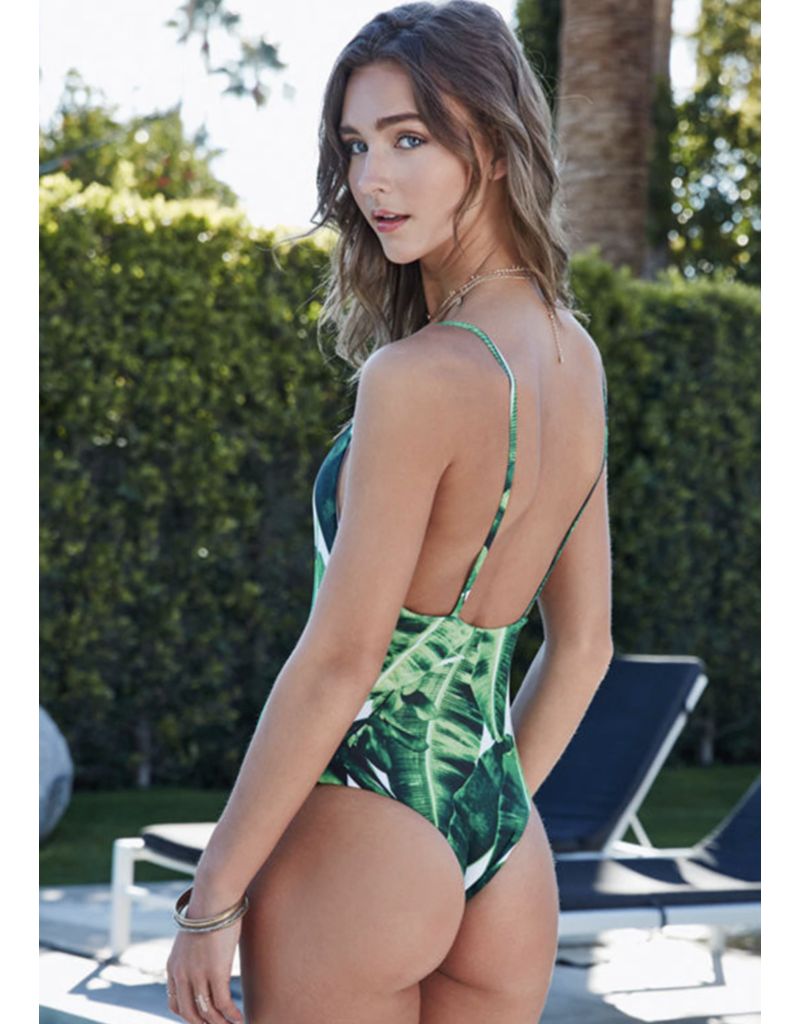 Love Shop Pray One Piece Swimsuit