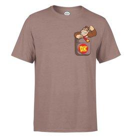 Nintendo T-Shirt Donkey Kong Pocket
